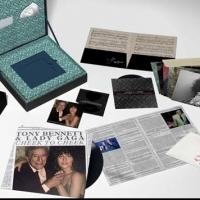 Lady Gaga & Tony Bennett's CHEEK TO CHEEK Collector's Edition Box Set Out Today