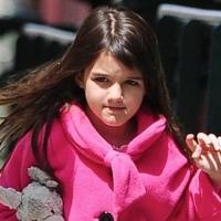 Update: Suri Cruise NOT Starting Own Fashion Line