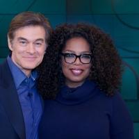 Oprah Winfrey Talks Health Epiphany on Today's DR. OZ SHOW