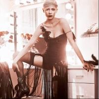 Photo Flash: Sneak Peek at CABARET's Michelle Williams in Vogue's April Issue