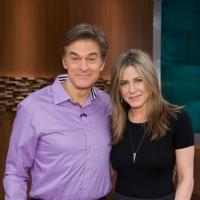 Jennifer Aniston Talks Hidden Epidemic in America DR. OZ SHOW