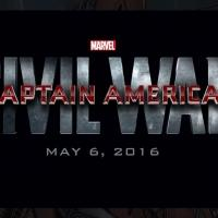 Production Underway for Marvel's CAPTAIN AMERICA: CIVIL WAR! Evans, Downey Jr. & More Return
