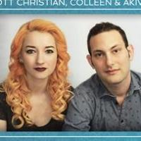 Toronto Composers to Collaborate on Breaking Into Song: The Music of Scott Christian, Colleen & Akiva, and Kevin Wong, March 9