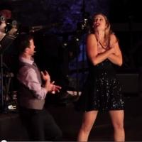 STAGE TUBE: Stephan Stubbins & Leah Sprecher Perform LES MIS Condensed (Mashup) - from Transcendence's 'Broadway Under The Stars'
