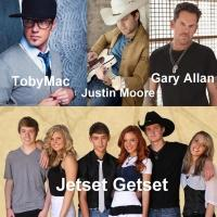 Jetset Getset to Play Riverbend Festival, 6/8