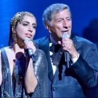 Lady Gaga & Tony Bennett's CHEEK TO CHEEK Is #1 Album