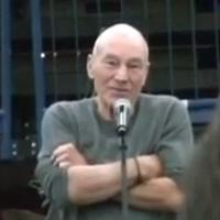 VIDEO: Sir Patrick Stewart Speaks Out on Violence Against Women