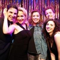 Photo Flash: Tony Nominee Mary Bridget Davies Visits FORBIDDEN BROADWAY COMES OUT SWINGING!