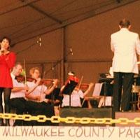 The Milwaukee Symphony Orchestra, with Milwaukee County Parks, Presents Two Free Outdoor Concerts, 6/8 and 6/12