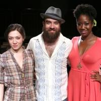 Photo Coverage: Broadway-Bound SOUL DOCTOR Cast Meets the Press- Eric Anderson, Amber Iman, Zarah Mahler & More!