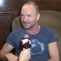 BWW TV Exclusive: Sting Talks Joining THE LAST SHIP on Broadway; Plus Producer Jeffrey Seller!