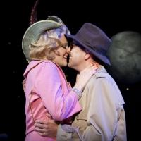 Photo Flash: First Look at Geno Carr, Ruth Pferdehirt and More in MGR/Finger Lakes' GENTLEMEN PREFER BLONDES