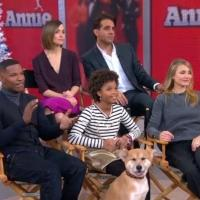 VIDEO: Cameron Diaz, Jamie Foxx & More Talk ANNIE; Share Clips on GMA
