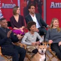 VIDEO: Cameron Diaz, Jamie Foxx & More Talk ANNIE; Share Clips on GMA