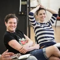 Photo Flash: Sneak Peek at Hayley Atwell, Al Weaver and More in Rehearsals for THE PRIDE