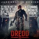 Lionsgate's DREDD Tops Sales Charts as Biggest Home Entertainment Release of 2012