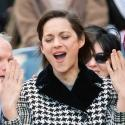 Photo Flash: Hasty Pudding Honors Marion Cotillard as 'Woman of the Year'