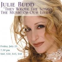 The Dix Hills Performing Arts Center Presents Julie Budd in Celebration of Her New Album, 'They Wrote the Songs'