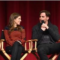 Photo Flash: Meryl Streep, Emily Blunt & More at INTO THE WOODS Q&A Event