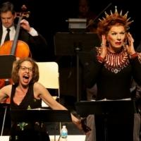 Photo Flash: Jackie Hoffman, Danny Burstein & More in Transport Group's ONCE UPON A MATTRESS Benefit