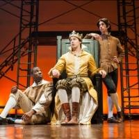Photo Flash: First Look at Quintessence Theatre's RICHARD II