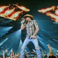 Jason Aldean to Play Hershey in 2015