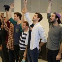 Photo Flash: In Rehearsal with Prospect Theater's THE UNDERCLASSMAN Photos