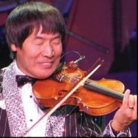 Galveston's Grand Opera House Welcomes Shoji Tabuchi Today