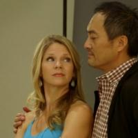 STAGE TUBE: Broadway-Bound Kelli O'Hara & Ken Watanabe Pose for THE KING AND I Photo Shoot!