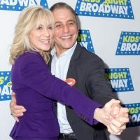 Photo Coverage: Judith Light and Tony Danza Launch KIDS' NIGHT ON BROADWAY 2015!