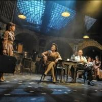Photo Flash: First Look at Theatre Royal Stratford East's FINGS AIN'T WOT THEY USED T'BE