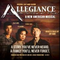 Mini-Album for Broadway-Bound ALLEGIANCE  Released Today