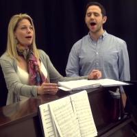 BWW TV: Sneak Peek - Marin Mazzie, Santino Fontana and Elizabeth A. Davis Perform a Scene from Encores! ZORBA!
