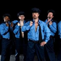 BWW Reviews: THE FULL MONTY at City Theater - Fun & Nudity in Maine