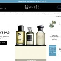 Barneys New York Launches Digital Advancements on Barneys.com