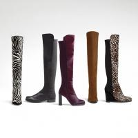Stuart Weitzman Debuts SWxYOU: Limited Edition Customized Boots