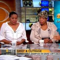 VIDEO: Eric Garner's Widow and Mother Speak Out on CBS THIS MORNING