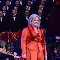 DVR Alert: Tune in Tonight for CHRISTMAS WITH THE MORMON TABERNACLE CHOIR with Deborah Voigt & More!