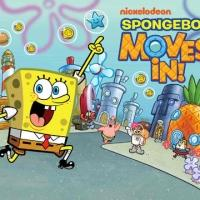 Nickelodeon Updates Global App SPONGEBOB MOVES IN for the Holidays
