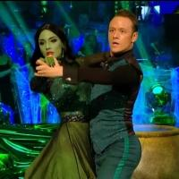 STAGE TUBE: BBC One's STRICTLY COME DANCING Defies Gravity with WICKED-Themed Performance