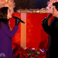 VIDEO: Sara Bareilles, Seth MacFarlane Sing 'Baby It's Cold Outside' on NBC Christmas Special