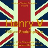 Lazarus Theatre's All-Female HENRY V Opens Tonight