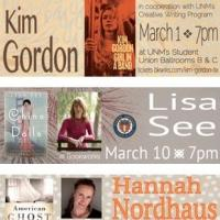 This March at Bookworks Features Kim Gordon, Lisa See, Hannah Nordhaus and More