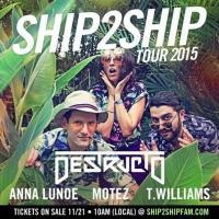 DESTRUCTO Announces Ship2Ship Tour with Anna Lunoe, Motez