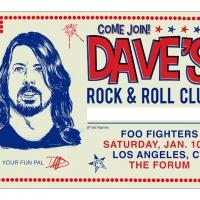 FOO FIGHTERS Confirm First Show of 2015 to Benefit Multiple Charities