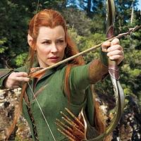 Photo Flash: First Look at Evangeline Lilly in THE HOBBIT: THE DESOLATION OF SMAUG