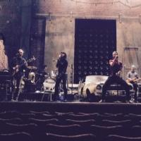 Photo Flash: HEDWIG Team 'Works In' John Cameron Mitchell at the Belasco