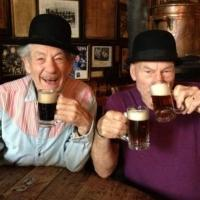 BroadwayWorld is Most Thankful For: Ian McKellen & Patrick Stewart's Broadway Friendship