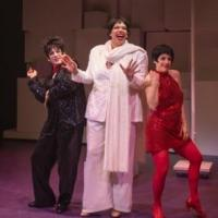 BWW Reviews: WE THREE LIZAS Scores with Glitz, Glitter and Heart