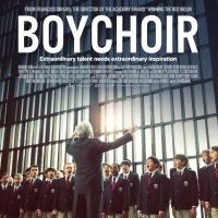 Photo Flash: Dustin Hoffman in New Poster for BOYCHOIR Film